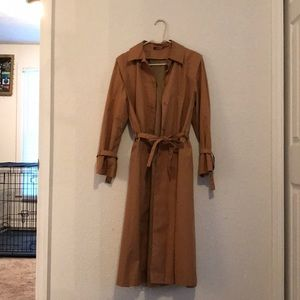 Vintage High quality trench coat